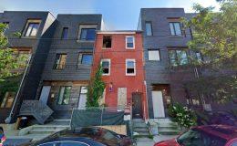 1728 Folsom Street. Looking south. Credit: Google