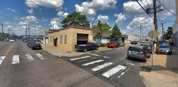 2449 East Westmoreland Street. Looking north. Credit: Google
