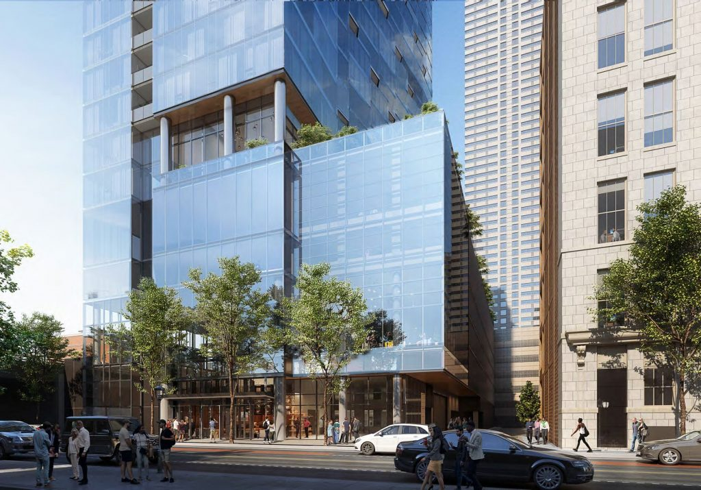 33 North 22nd Street. Credit: Solomon Cordwell Buenz / PMC Property Group via the Civic Design Review