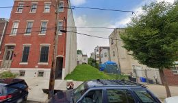 3907 Haverford Avenue. Looking north. Credit: Google