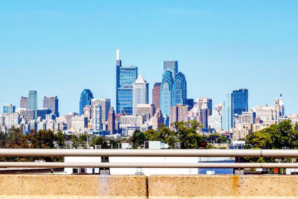 Philadelphia Skyline 2022