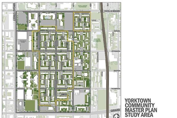 Yorktown. Credit: WHYY