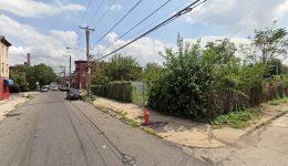 142 West Huntingdon Street. Looking southeast. Credit: Google