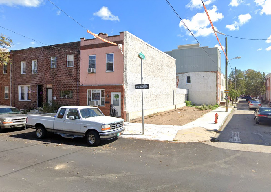 1831 South 4th Street. Looking east. October 2019. Credit: Google