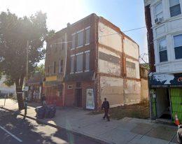 4136 Lancaster Avenue. Looking south. Credit: Google