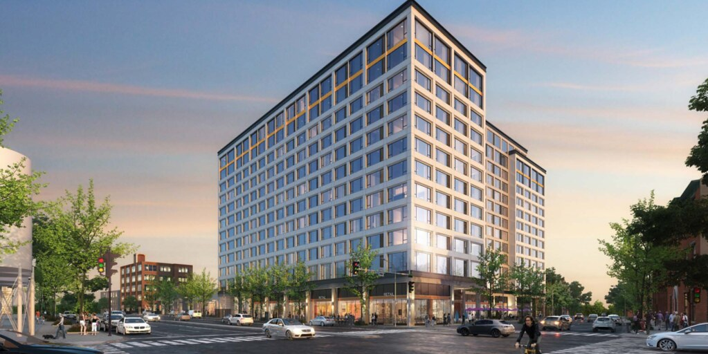 501 Spring Garden Street via BLT Architects
