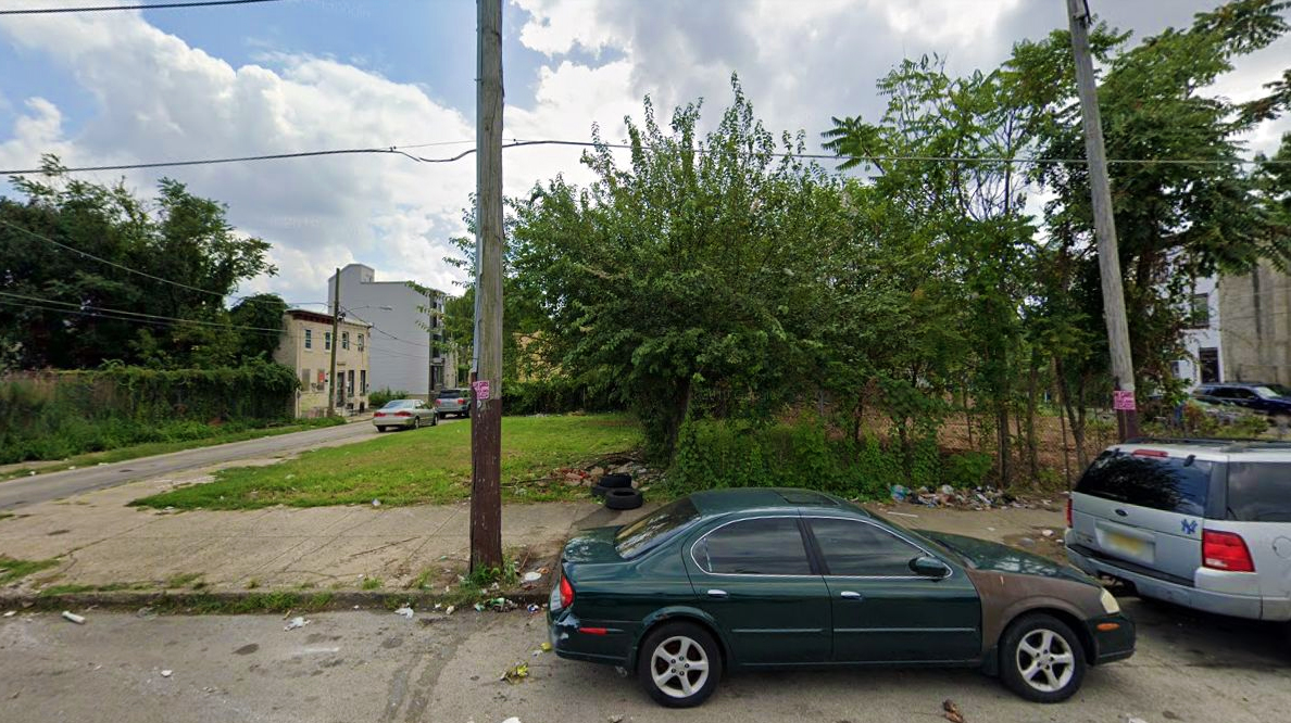 514 West Susquehanna Avenue. Looking south. Credit: Google