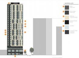 1101 Walnut Street via Civic Design Review