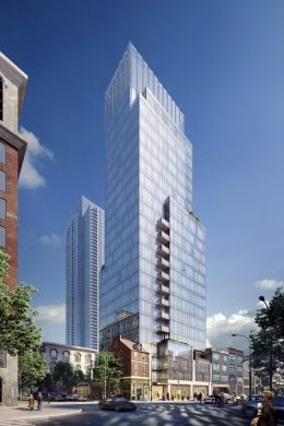 702 Sansom Street. Credit: SLCE Architects