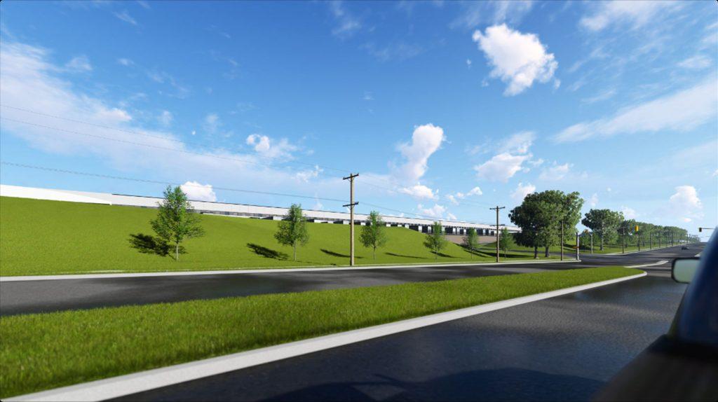 1 Red Lion Road. Credit: Commercial Development Company, Inc / Blue Rock / Bohler / NORR1 Red Lion Road. Credit: Commercial Development Company, Inc / Blue Rock / Bohler / NORR