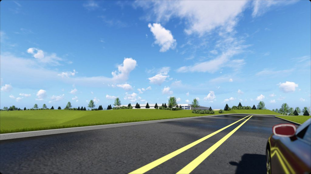 1 Red Lion Road. Credit: Commercial Development Company, Inc / Blue Rock / Bohler / NORR