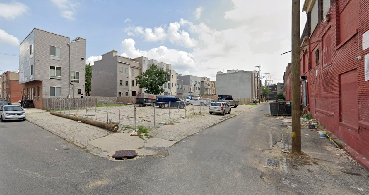 2001-2013 Abigail Street. Looking east. Credit: Google
