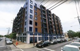 2400 East Huntingdon Street. Credit: KCA Design Associates via the Civic Design Review