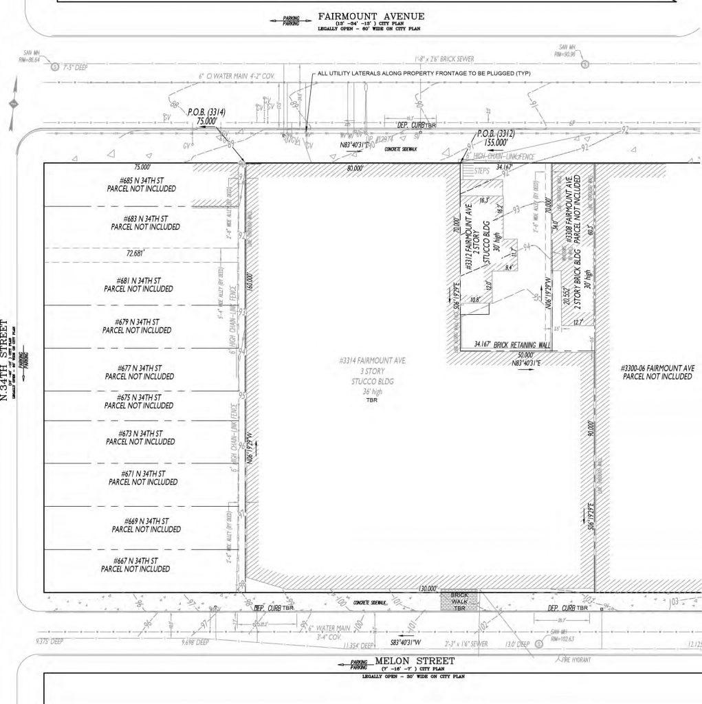 3314 Fairmount Avenue. Credit: KCA Design Associates