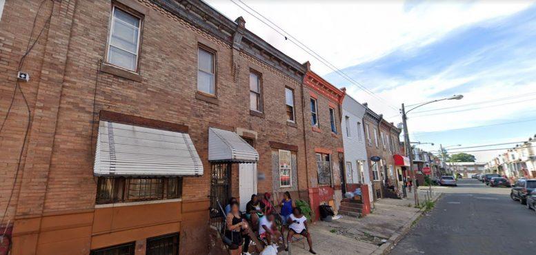 3850 North Percy Street. Credit: Google