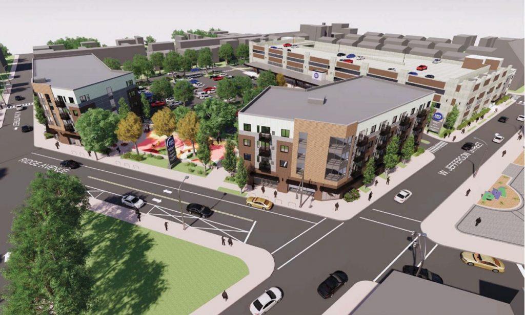 Sharswood Ridge. Credit: The Philadelphia Housing Authority / Mosaic Development Partners / SHIFT Capital