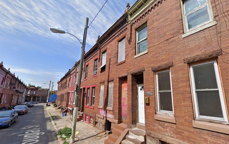 2620 North Douglas Street. Looking southwest. Credit: Google
