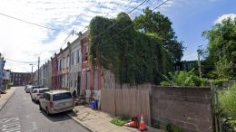 3142 French Street. Looking southeast. Credit: Google