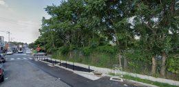5127 Duffield Street. Looking northeast. Credit: Google