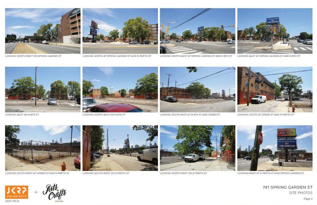 741 Spring Garden Street. Credit: JKRP Architects