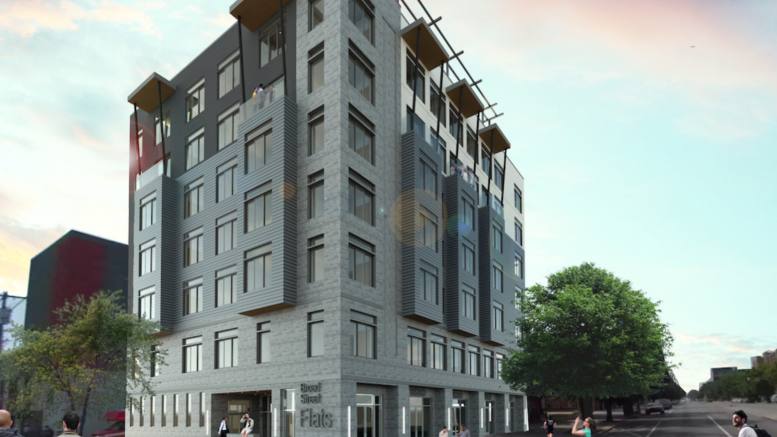 Rendering of the project via OCF Realty.