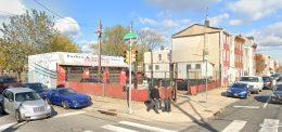203 Diamond Street. Looking northeast. Credit: Google