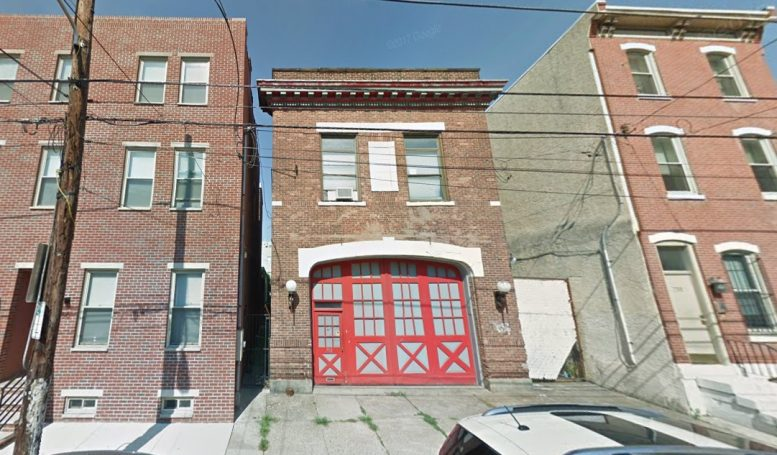 752-54 South 16th Street. Looking west. Credit: Google