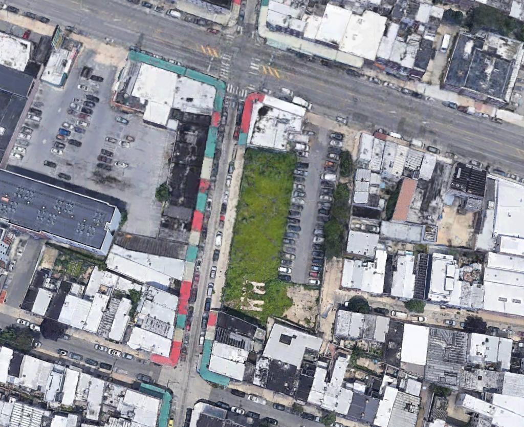 1101-33 South 9th Street. Credit: Google