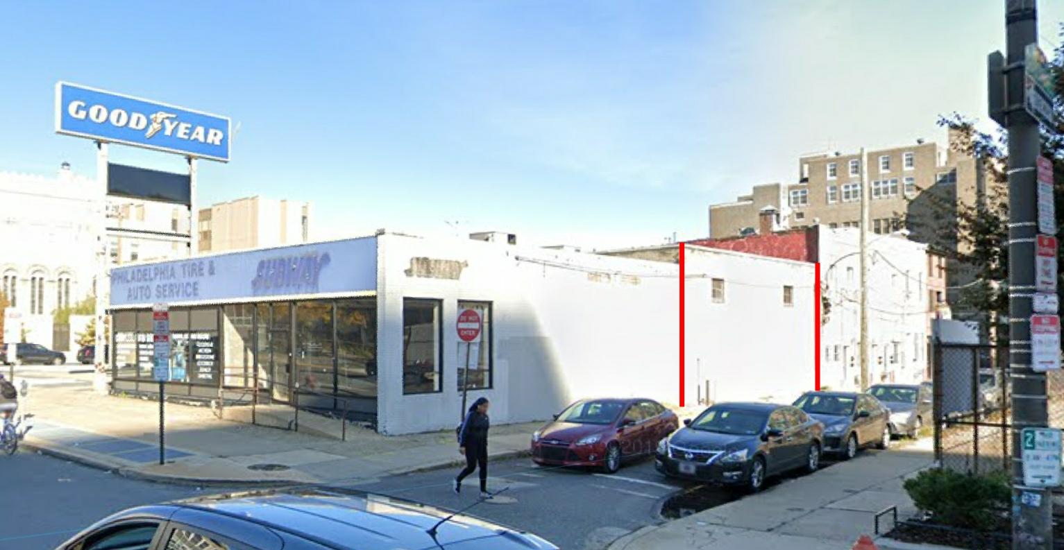 545 North Broad Street via Google Maps