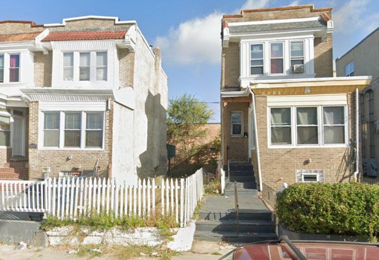 5617 Sansom Street. Looking north. Credit: Google Street View