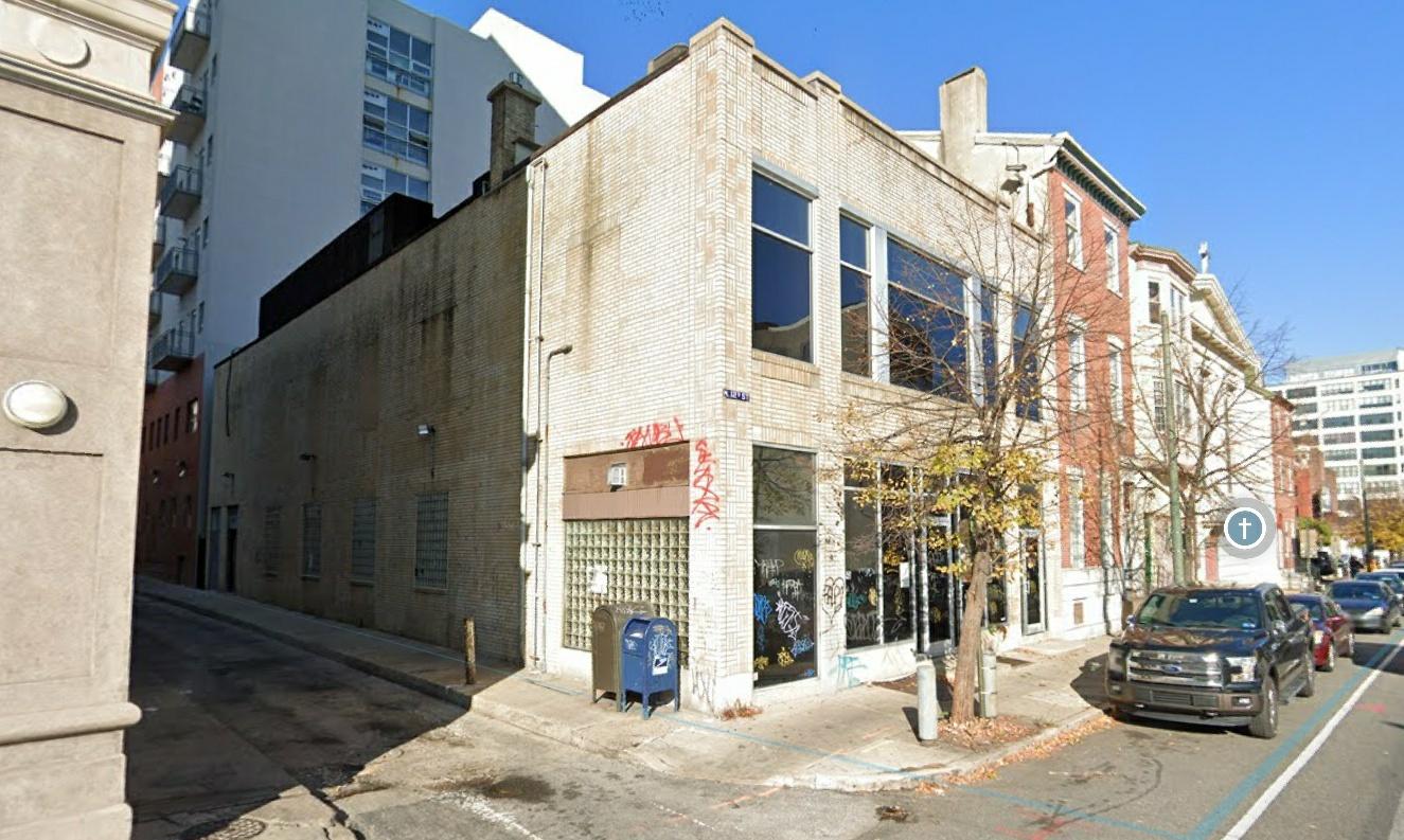 214 North 12th Street via Google Maps