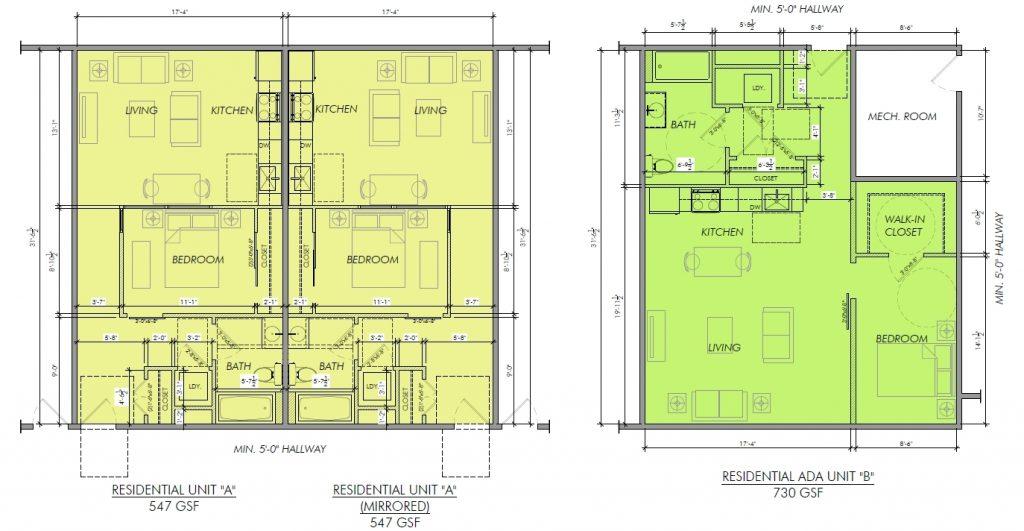 1201 West Girard Avenue. Credit: Landmark Architectural Design LLC