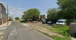 2231-2243 East William Street. Looking north. Credit: Google
