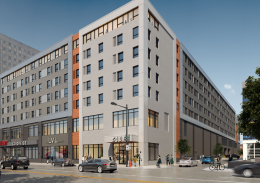 Rendering of LVL North via JKRP Architects.