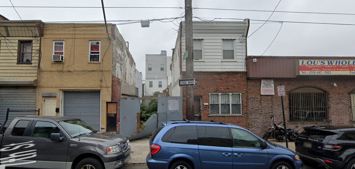 1532 South 7th Street. Looking west. Credit: Google
