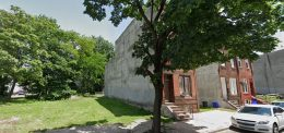 2255 North 16th Street. Looking southeast. Credit: Google