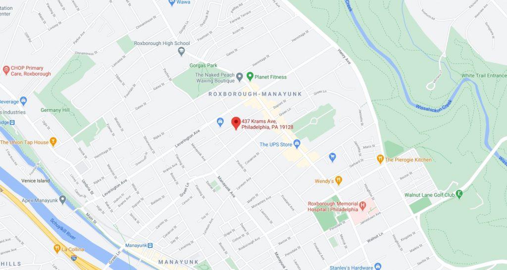 437 Krams Avenue. Credit: Google
