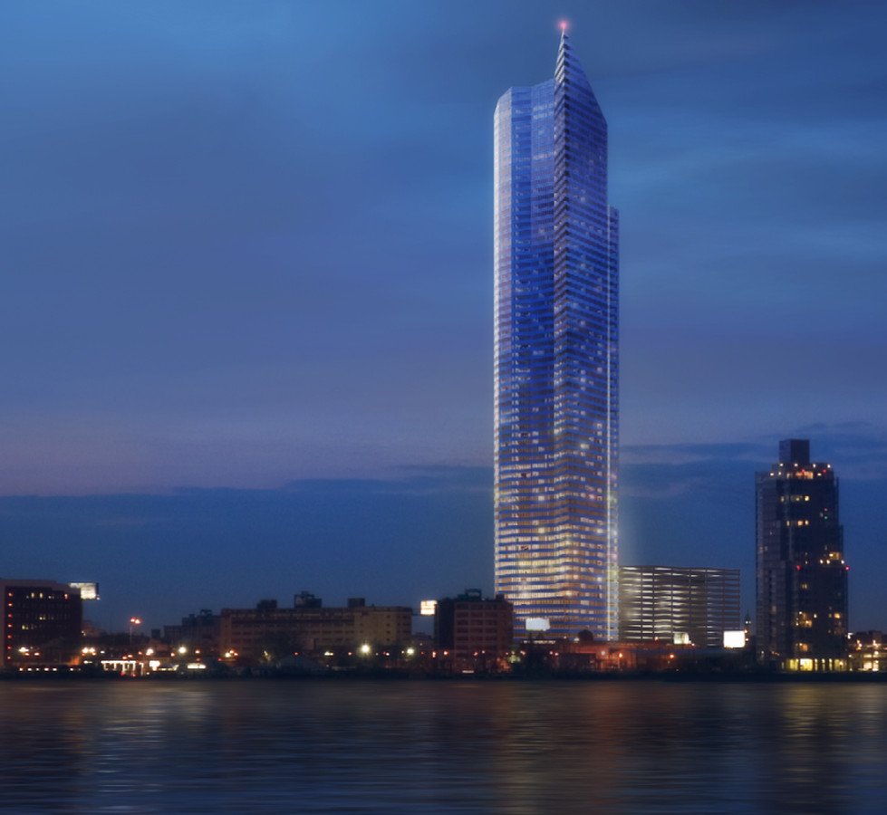 Bridgeman's View Tower. Rendering via Studio Agoos Lovera