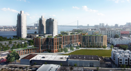 Overview rendering of the project via HDO Architecture.