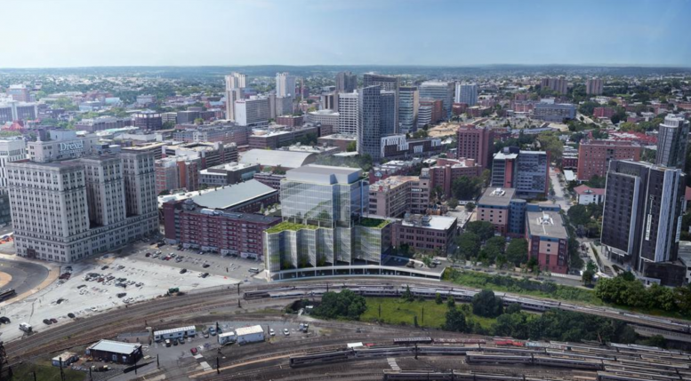Ultra Labs at University City. Image via Scheer Partners