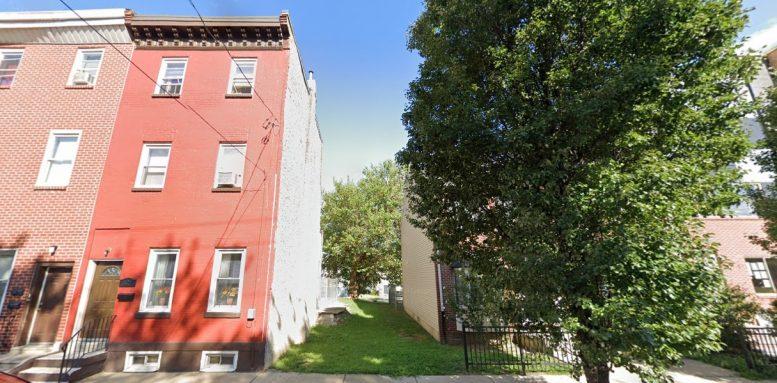 1423 North 8th Street. Looking east. Credit: Google