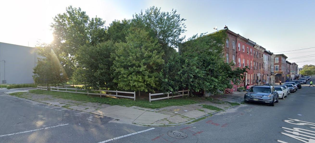 1932 North 4th Street. Looking northwest. Credit: Google