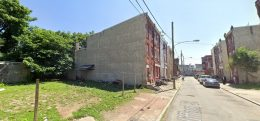 2427 Clifford Street. Looking northeast. Credit: Googl