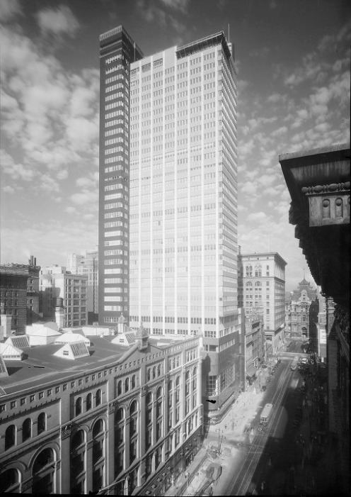 PSFS Building. Image from Hagley Digital Archives