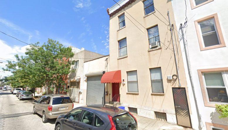 1511 North Hancock Street. Looking northeast. Credit: Google