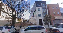 2209-11 North Broad Street. Looking east. Credit: Google