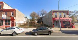 2909 Ridge Avenue. Looking northeast. Credit: Google