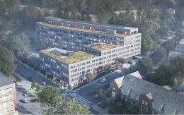 4401 Ridge Avenue. Credit: Oombra Architects.