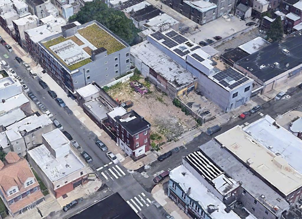1429-31 Federal Street. Credit: Google.