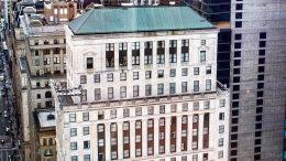Girard Trust Building from City Hall. Photo by Thomas Koloski